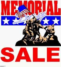 Рекламный постер ко дню памяти