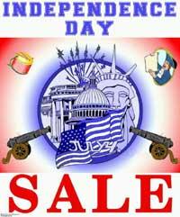 Рекламный постер ко Дню Независимости-1