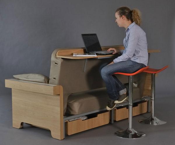 Усовершенствование мягкой мебели