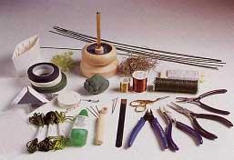 Инструменты для изготовления изделий из бисера