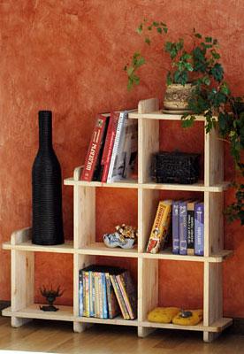 Вот такую мебель можно собрать из конструктора для взрослых
