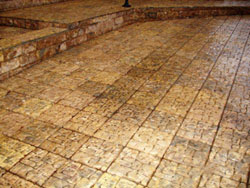 Искусственный мрамор по технологии сверхпрочный бетон