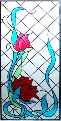 Технология IDEA-L - новая технология художественной обработки стекла