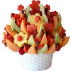 Букет из свежих фруктов-2
