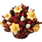 Букет из свежих фруктов-3