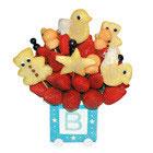 Букет из свежих фруктов-4