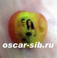 Фото на фруктах
