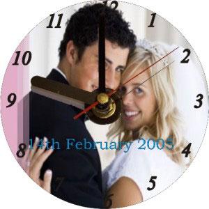 Подарочные и рекламные фото часы