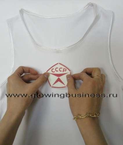 Как снять наклейку с футболки в домашних условиях 239