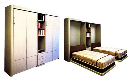 Стенка-кровать