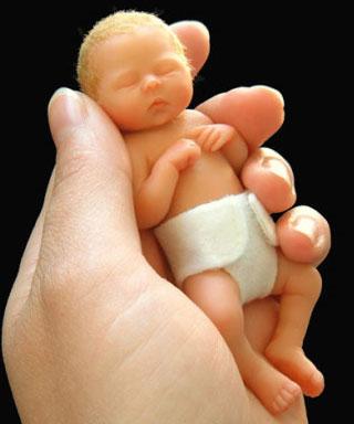 3D модель малыша-3