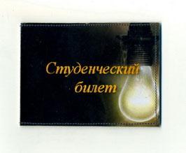 Авторская обложка для студенческого билета