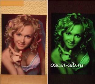 Волшебные фотографии от компании Оскар