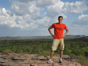 Мэтт Кепнес - Matt Kepnes - зарабатывает на своем блоге 3000 долларов в месяц