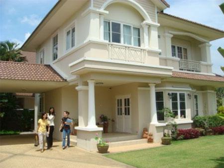 Холли Мэнн купила дом в Таиланде