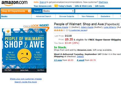 Книга на amazon.com