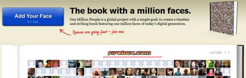 Первый спонсор проекта Один миллион людей