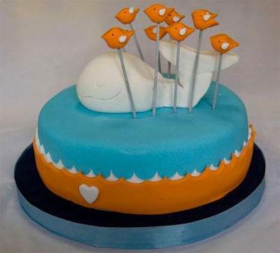 Торт а ля твиттер