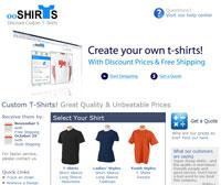 Сайт ooshirts.com