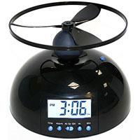 Летающий будильник - электронный гаджет