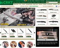 интернет-магазин ножей crkt.com