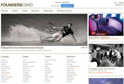 Founderscard.com - виртуальный клуб предпринимателей и новаторов