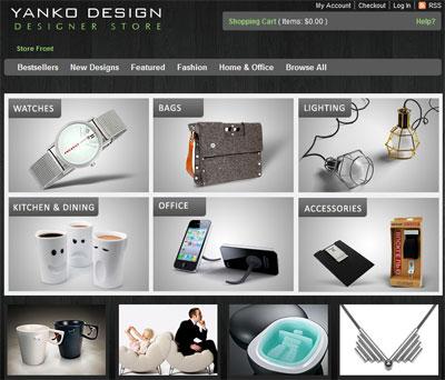 Магазин YankoDesign.com