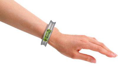 Простейший браслет-дозиметр