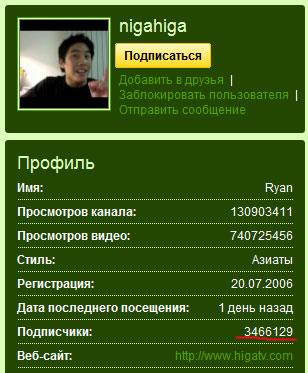 3 миллиона подписчиков на YouTube