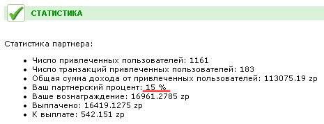 z-payment.ru может уменьшить ваш партнерский процент