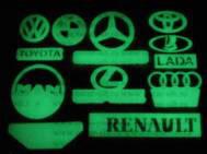Светящиеся элементы автотюнинга