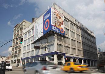 Огромный комплекс камер хранения на Манхэттене
