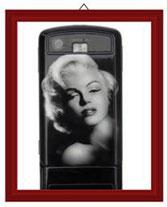 Нанесение изображения на мобильный телефон