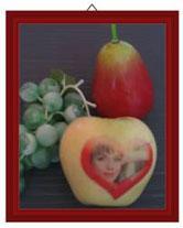 Нанесение изображений на фрукты