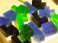 Мыло-кубики