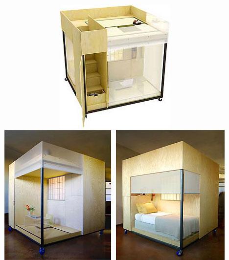 Комната-куб
