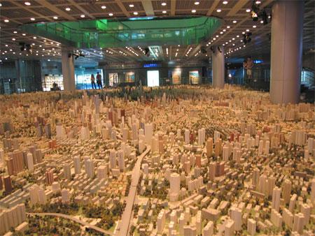 Модель Шанхая