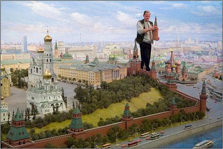 Модель Москвы
