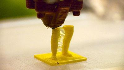 Как работает 3D принтер Rapman 3.1