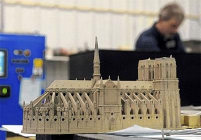3D архитектурная модель