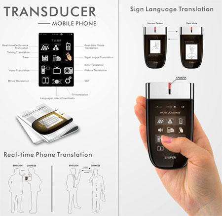 Мобильный переводчик