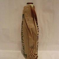 Пакет с рекламой от Бумпакета