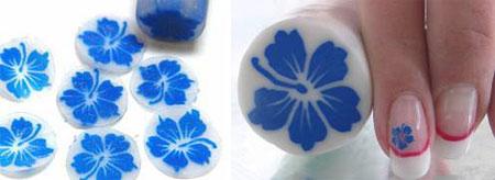 Пластиковые стержни для 3d дизайна ногтей