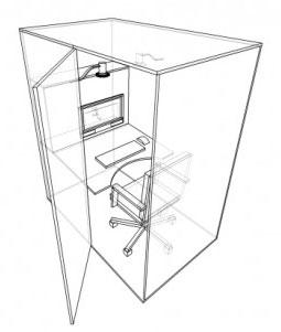 Схема мини-кабинета