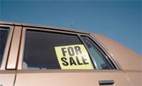 Организация рынка для купли-продажи б/у автомобилей и запчастей