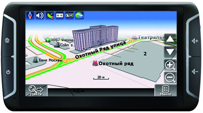GPS-навигатор Explay GPS PN 970