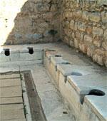 Первый платный туалет