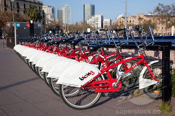 Прокат велосипедов в Европе