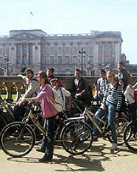 Велосипедная экскурсия по городу