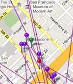 Мобильные приложения для локального поиска
